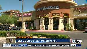 News video: A Day with a Golden Knights Superfan