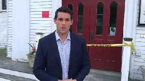 News video: Reporter Update: Ceiling Collapses In Historic Ipswich Church