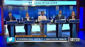 News video: Debate: Nevada 4th Congressional District