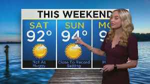 News video: WCCO 4 News at Ten10 P.M. Weather Report