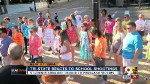 News video: Tri-State reacts to school shootings