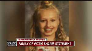 News video: Ella Whistler's family releases statement about girl wounded in school shooting