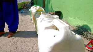 News video: Heat wave in India worsens water shortages