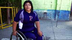 News video: Guatemala: A disabled women's struggle for more independence