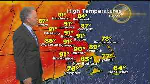News video: WBZ Morning Forecast For May 26
