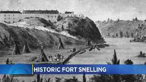 News video: Memorial Day Weekend: A Tour Back In Time At Ft. Snelling
