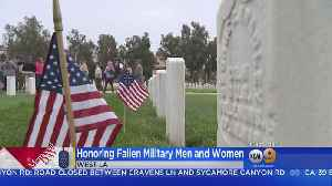 News video: Special Tribute For Fallen Heroes