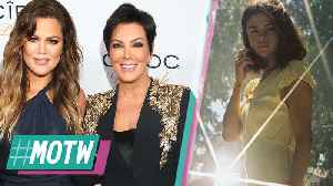 News video: Selena Gomez Sends Bella Hadid A WARNING, Khloe FURIOUS WIth Kris Jenner! | MOTW