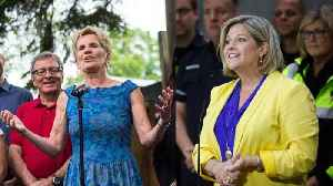 News video: Wynne denies 'going low' as NDP comes in for more attacks