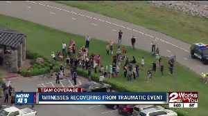 News video: Witnesses recovering from shooting at Louie's in OKC