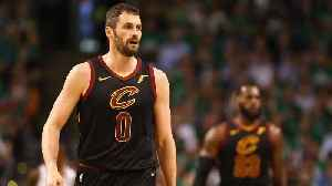 News video: Cavaliers' Kevin Love Placed in Concussion Protocol, Ruled Out For Game 7