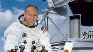 News video: Alan Bean, Member of Apollo 12 Mission, Has Died