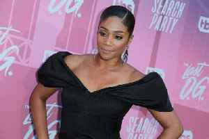 News video: Tiffany Haddish's ex-husband sues over domestic violence allegations in 2017 memoir