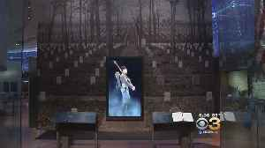 News video: National Constitution Center Honors Armed Forces With Special Activities This Weekend