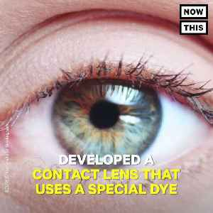 News video: These Contact Lenses Can Correct Color Blindness