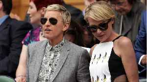 News video: Ellen DeGeneres And Portia Are In Kenya