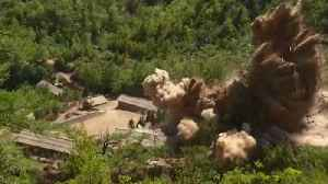 News video: Reporter's Notebook: Ben Tracy goes behind the scenes of North Korea's testing site