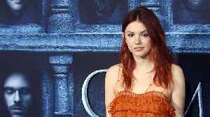 News video: Star Hannah Murray Gives Hints About Final Season Of 'Game of Thrones'