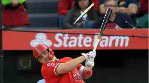 News video: Mike Trout Owns The Yankees