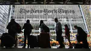 News video: A New Docu-series Follows The New York Times Reporting In The Age of 'Fake News'