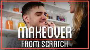 News video: Testing the Cosmetics: Makeover From Scratch   HTME: Cosmetics