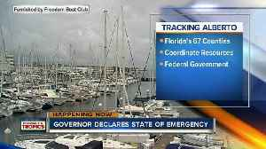News video: Governor Scott declares state of emergency for all 67 counties