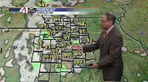 Jeff Penner Sunday Afternoon Forecast Update 5 27 18 [Video]