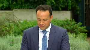 News video: Irish PM hails end of abortion ban