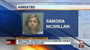 News video: Police: Self inflicted gunshot wound not self inflicted