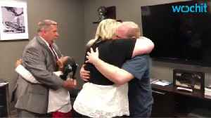 News video: Joshua Holt reunited with family upon arrival in the U.S.