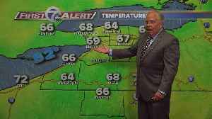News video: 7 First Alert Forecast 11pm Sat 5/26