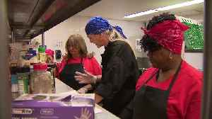 News video: Survivors of Sex Trafficking Find Healing in Cooking Class