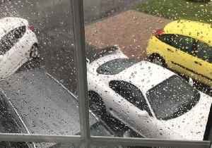 News video: Flash Flooding Hits South Staffordshire During Weekend Storms