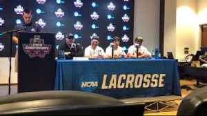 News video: Wesleyan men's lacrosse wins program's first NCAA National Championship