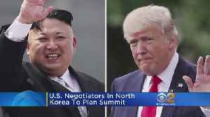 News video: U.S.-North Korea Summit Back On Track?