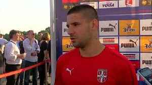Serbia's Mitrovic gets World Cup boost from Fulham promotion