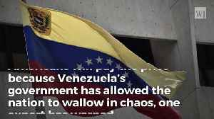 News video: Experts Warn of Oil Price Spike as Venezuela Careens Towards Chaos