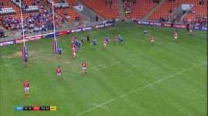 Barrow Raiders 22-38 Sheffield Eagles [Video]