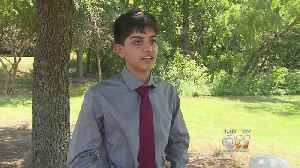 News video: Transgender Teen Says School Won't Use Name He Identifies With At Graduation