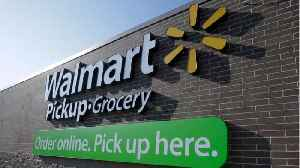 News video: Walmart's Grocery Pickup Get Mixed Reviews