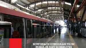 Now Reach Gurugram From Noida In Just 50 Minutes