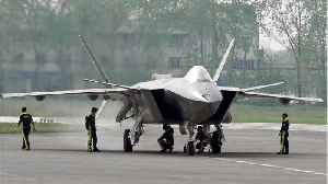 Indian Air Force Picks Up Chinese Stealth Fighter On Radar [Video]