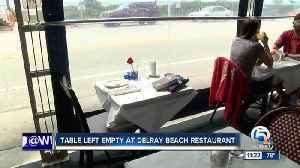 Table left empty at Delray Beach restaurant to honor lost soldiers [Video]