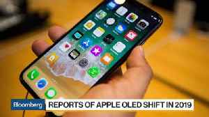 News video: Apple Said to Adopt OLED for All New Models in 2019