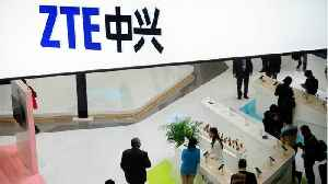 ZTE Sidelines Two More Senior Executives [Video]