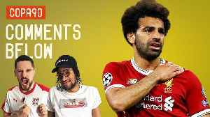 News video: Will Salah Return From Injury For The World Cup? | Comments Below Special
