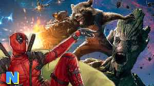 Deadpool & Guardians of the Galaxy Crossover Details REVEALED! | NW News