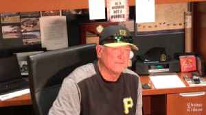 Pirates manager Clint Hurdle on Anthony Rizzo interference ruling: 'It makes sense' [Video]