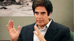 Magician David Copperfield Free Of Charges In British Tourist's Injuries [Video]