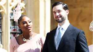Was There Beer Pong At The Royal Wedding? Serena Williams Talks